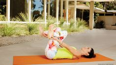 Core Concept: Soften Your Middle for a Stronger Core Cow Face Pose, Pelvic Floor, Yoga Routine, Tone It Up, Get In Shape, Fun Workouts, Pilates, Fitness Tips, Poses