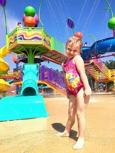 Splash Town in San Antonio is open! Let the water park fun begin!