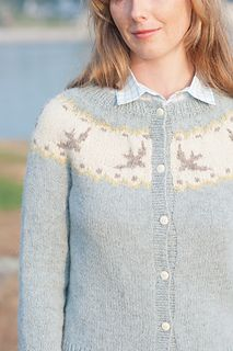 This lovely whimsical yolk makes this pattern worth the $6.00 US price tag