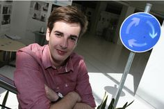 Nottingham student invents 3D road signs