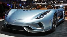 """Koenigsegg is the Swedish word for """"crazy."""" In its two decades of existence, this car company has pushed more boundaries and designed more outlandish automobiles than most others can accomplish in..."""