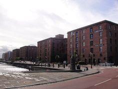 Alber Dock - Liverpool