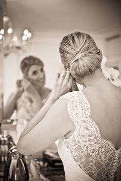 Bride Wears Augusta Jones