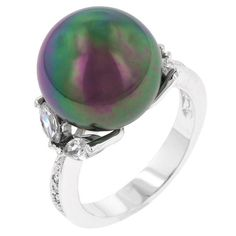 Tahitian Princess Ring