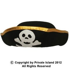 Child Pirate Hat 156