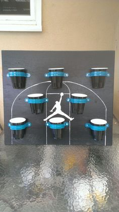 My home made basket pong Home Made Games, Tailgate Games, Backyard For Kids, Outdoor Parties, Do It Yourself Home, Simple House, Diy Projects To Try, Home Improvement Projects, Cool Gifts