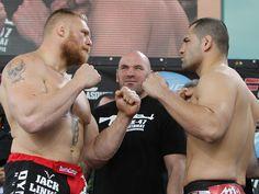 Brock Lesnar vs. Cain Velasquez