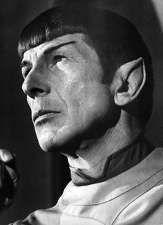 Spock from Star Trek: The Motion Picture .