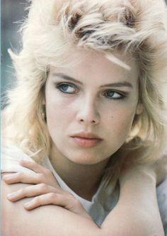 Kim Wilde in the 1980s.