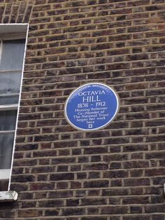 Octavia Hill - Garbutt Place, London, W1