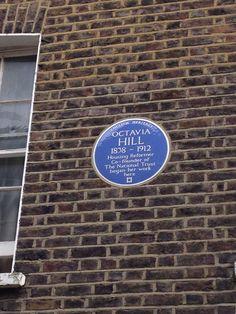 Octavia Hill - Garbutt Place, London, W1