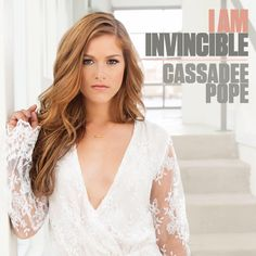 "Have you heard Cassadee Pope's latest single ""I Am Invincible""? Get it here: http://smarturl.it/CPinvincible"
