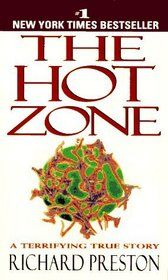 """Click to view a larger cover image of """"The Hot Zone"""" by Richard Preston"""