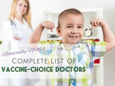Naturally Nicole's Complete List of Vaccine-Choice Doctors By State | Naturally Nicole