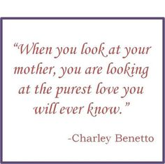 10 Incredible Motherhood Quotes to Make Mom Feel Amazing. @michelle2lee I love you mommy!