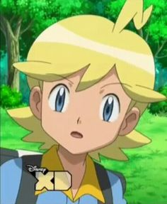 Clemont without glasses ^.^ he looks diffrent without glasses♥♥♥ love u