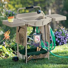Portable Utility Sink : ... Sinks on Pinterest Outdoor sinks, Outdoor garden sink and Outdoor