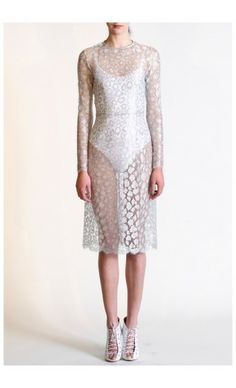 Preorder REBECCA VALLENCE Fall-Winter 2014 collection at www.MyBeautifulDressing.com  New York Fashion Week