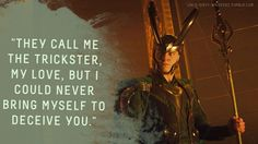 """Loki's Dirty Whispers - Submission: """"They call me the Trickster, my love, but I could never bring myself to deceive you."""""""