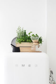 APT | Wooden box from Ikea, styling Susanna Vento