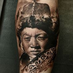 Black and grey tattoo piece by Domantas Parvainis | Intenze ink