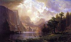 more Bierstadt