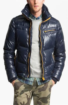 DIESEL® 'Weroxim' Down Jacket available at #Nordstrom