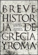 PORTADA – ALIANZA – BREVE HISTORIA ROMA GRECIA