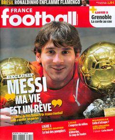 France Football - Gener 2011