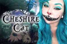 halloween cheshire cat makeup - Google Search