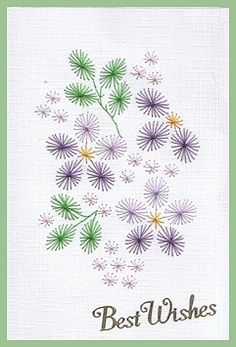 Presencia - The Torchon Lace People - For all your Torchon Lace Patterns and… Embroidery Cards, Embroidery Patterns Free, Lace Patterns, Embroidery Stitches, Hand Embroidery, Cross Stitch Thread, Lacemaking, Thread Art, String Art