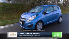 2014 Chevy Spark Vehicle Presentation - Kalamazoo, MI area dealer