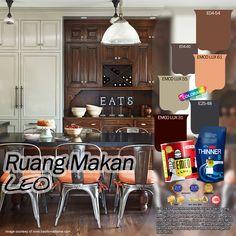Kawan EMCO, apakah Anda lahir antara tanggal 23 Juli sampai 22 Agustus. Jika iya, maka Anda adalah salah satu orang berzodiak leo. Zodiak dengan lambang singa ini memiliki karakter pemimpin dan percaya diri.  #emcolux #kayu #besi #surabaya #olshopindo #emco #paint #juara #indonesia #heritage  #orange #gray #brown #likeforlike #follow4follow #wow #colorful #designer #creative #idea #diningroom #ruangmakan #kitchen #dapur #kuliner #leo #july #august #handmade #DIY #craft #kreasi #unik #olshop