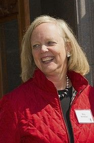 Meg Whitman     CEO, Hewlett-Packard      Age: 56      Source of Wealth: Ebay, Self-made      Residence: Atherton, CA      Country of Citizenship: United States      Education: Master of Business Administration, Harvard University; Bachelor of Arts / Science, Princeton University      Marital Status: Married      Children: 2