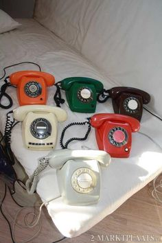 vintage... remember dial phones?  Thanks for sharing!