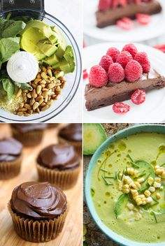 Dressings, dips, even desserts (ice cream, brownies, pies) become richer with the use of avocado. These insane avocado recipes go beyond guacamole and avocado toast.