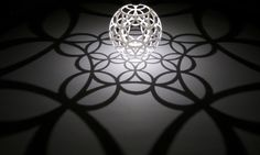 Mobius imperious. Photograph: Henry Segerman.http://www.theguardian.com/science/alexs-adventures-in-numberland/2014/oct/30/pumpkin-geometry-stunning-shadow-sculptures-that-illuminate-an-ancient-mathematical-technique