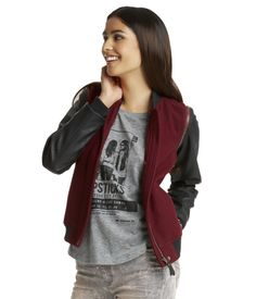 Love this jacket on Emily designed by Mandi Line, the costume designer from #PLL.