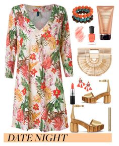 """Senza titolo #6510"" by waikiki24 ❤ liked on Polyvore featuring Lygia & Nanny, Tory Burch, Cult Gaia, Lilly Pulitzer, Erica Lyons, Christian Dior, MAC Cosmetics, Deborah Lippmann, Birchrose + Co. and H&M"