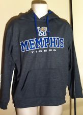Memphis Tigers Sweatshirt Hoodie Men's Small Colosseum NEW with Tags Orig 60.00