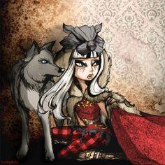 Cerise Wolf