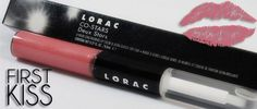 Lorac Co-Stars 8 Hour Long-Wearing Lip Color & Glossy Top Coat: Here to Party