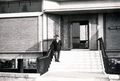 L'ingresso del Museo nel 1965-66 #50Luni