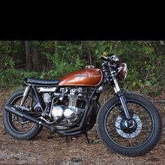 Honda CB Bobber