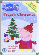 Peppa Pig: Peppa's Christmas DVD Price: £3.50 & eligible for FREE Super Saver Delivery.