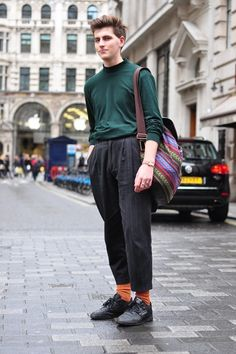 street style london added by ShinyThoughts