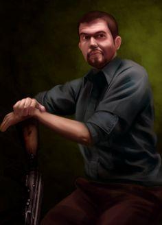 The Legend Himself by SharpWriter.deviantart.com on @deviantART
