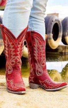 JB 1402 Botas Vaqueras para Mujer | Rodeo boots, Girls