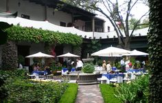 Restaurantes México DF