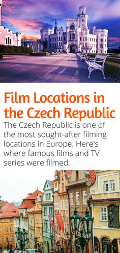 Film Locations in the Czech Republic - Looking for some unique things to do in the Czech Republic? Check out this guide to filming locations where notable movies and TV series were shot in Prague and the rest of the Czech Republic. Europe Travel Tips, India Travel, Travel Destinations, Prague Travel, Countries To Visit, European Destination, The Beautiful Country, Filming Locations, Czech Republic